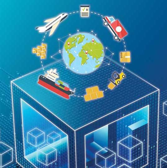 Tokyo Techie is the best provider of blockchain in supply chain logistics