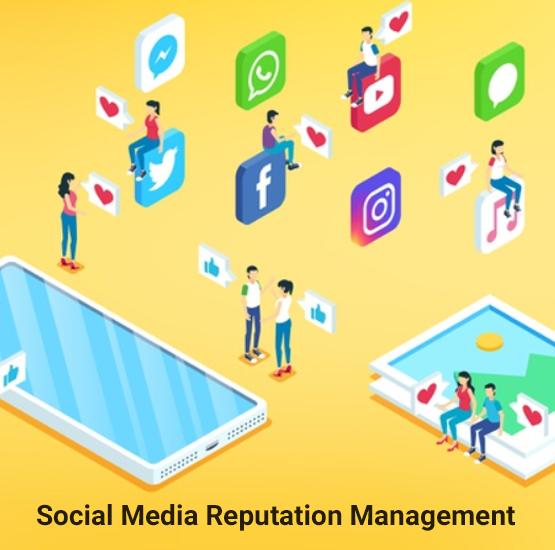 Social Media Reputation Management Services